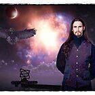 ~ The Astrologer ~ by Alexandra  Lexx