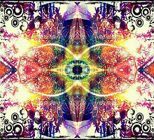 Uplifting Eye by ACSonRedBubble