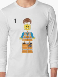 The Lego Movie Long Sleeve T-Shirt