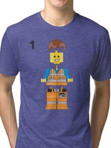 The Lego Movie Tri-blend T-Shirt