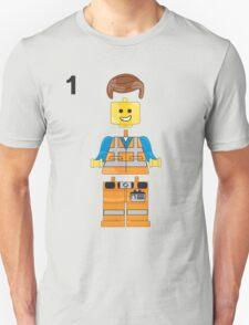 The Lego Movie Unisex T-Shirt