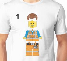 The Lego Movie Unisex T-Shirt