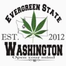 """Evergreen State"" by Bleed4me"
