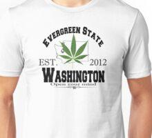 """Evergreen State"" Unisex T-Shirt"