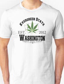 """Evergreen State"" T-Shirt"