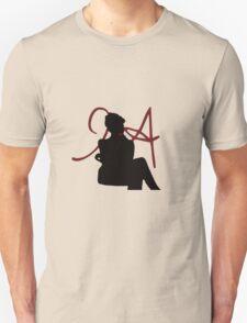 Irene Adler, I presume? Unisex T-Shirt