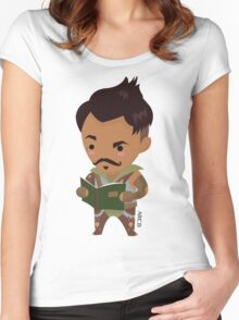 Dorian Pavus Women's Fitted Scoop T-Shirt