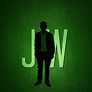 This is my friend, John Watson. Friend? Colleague. by bkish