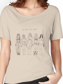 The Wives Women's Relaxed Fit T-Shirt