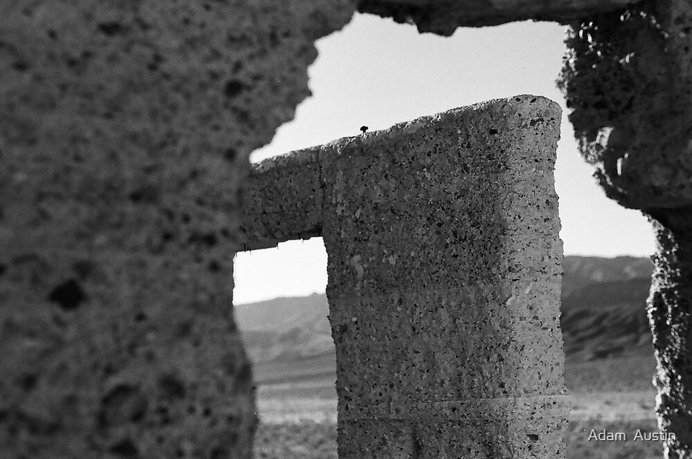 the mill- Death Valley by Adam  Austin