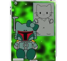SOLO and FETT KITTY 2.0 iPad Case/Skin