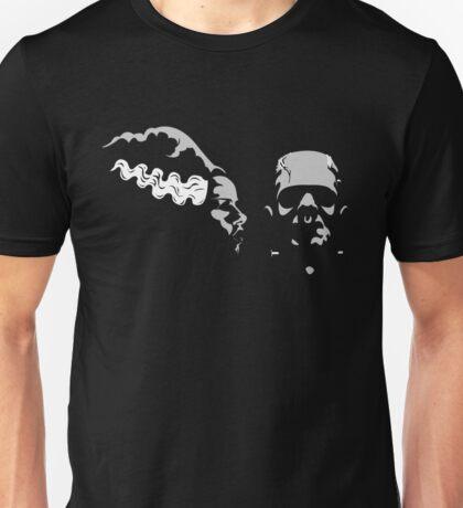 Mr. and Mrs. Frankenstein Unisex T-Shirt