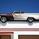 Route 66 - DeSoto&#x27;s Salon by Frank Romeo