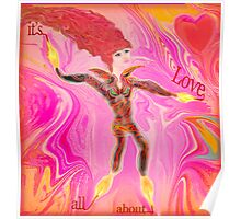 The Poet........It's all about Love......... Poster