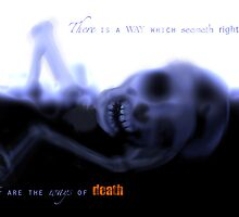 The Ways of Death by Alma Lee