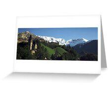 Eizenerz, Austria Greeting Card