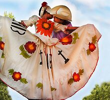 Cinco de Mayo Celebration Dancers  by heatherfriedman