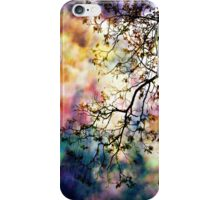 The Tree of Many Colors iPhone Case/Skin