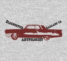 The Diagnostics Project by Daniel Gallegos