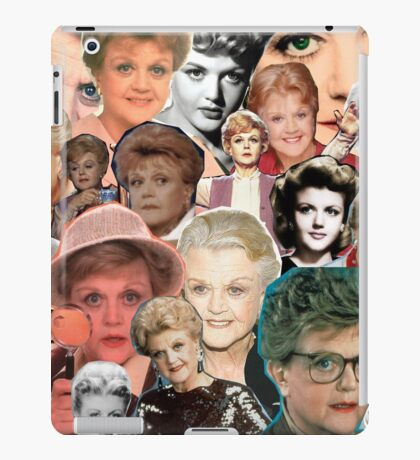 Dial M for Murder She Wrote iPad Case/Skin