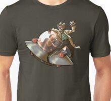Rick 'n' Morty (transparent) Unisex T-Shirt