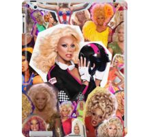 Cover Gurl iPad Case/Skin
