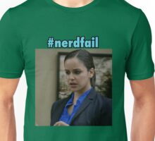 #nerdfail Unisex T-Shirt