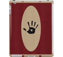 Banner of the Dark Brotherhood iPad Case/Skin
