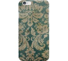Stained and Grungy Wallpaper iPhone Case/Skin