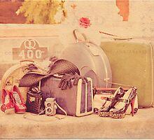 Vintage Postcard by Ken Gehring