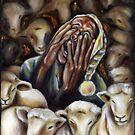 Too many sheep to sleep! by Hiroko Sakai
