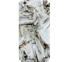 Weathered Chipboard iPhone Case/Skin