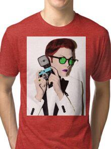 Mama Tri-blend T-Shirt