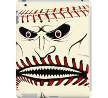 Angry Baseball Ball Face iPad Case / iPhone 5 Case / iPhone 4 Case / Samsung Galaxy Cases  iPad Case/Skin