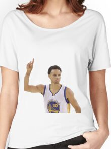 Steph Curry Women's Relaxed Fit T-Shirt
