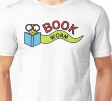Book Worm Unisex T-Shirt
