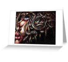 Medusa No. Two Greeting Card
