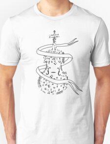 Music Speaks (Inverted) T-Shirt