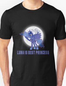 Luna Is Best Princess T-Shirt