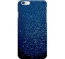 Blue Drops iPhone Case/Skin