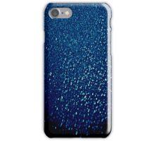 Blue Drops iPhone Case/Skin