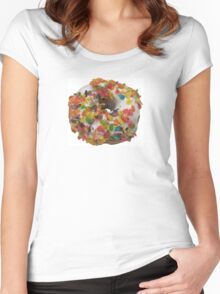 The Ultimate Donut Women's Fitted Scoop T-Shirt
