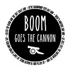 Boom Goes the Cannon by yolapeoples