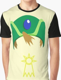 Minimalist TK/Takeru Graphic T-Shirt