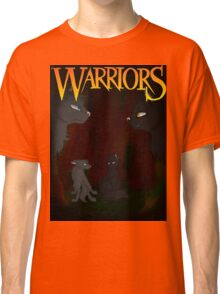 Gray Wing and Clear Sky - Warriors Classic T-Shirt