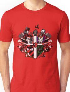 Criminal Coat of Arms Unisex T-Shirt