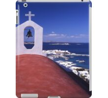 Mykonos iPad Case/Skin