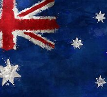 Australia - Magnaen Flag Collection 2013 by GrizzlyGaz