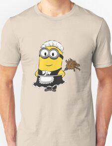 Minions maid Funny T-Shirt