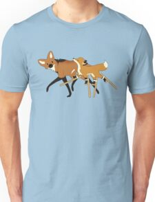 Stilts Fox Unisex T-Shirt